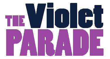 violet parade amsterdam logo